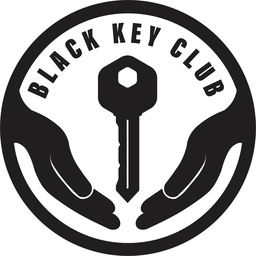 Black Key Club Logo