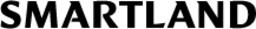 Large smartland logo rgb black