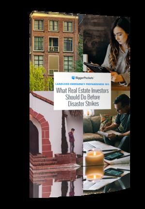 Landlord Emergency Preparedness 101: What Real Estate Investors Should Do Before Disaster Strikes Logo