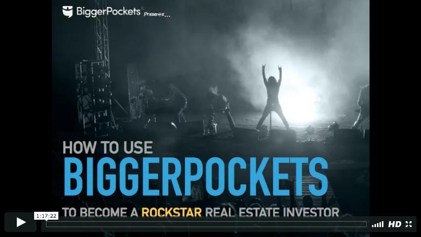 Rockstar real estate investor