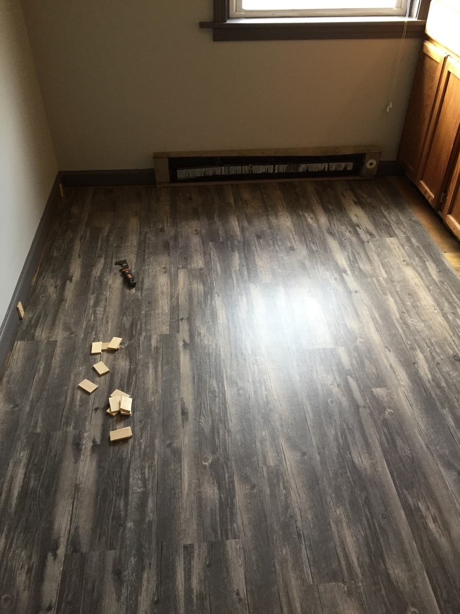 Flooring Allure Vs Lowes Versions Vs Laminate - How much is lowes flooring installation