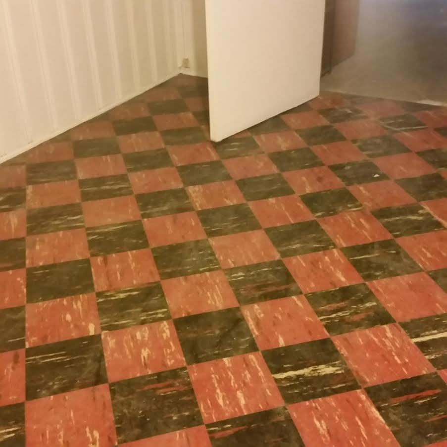Old asbestos tile in basement dailygadgetfo Images
