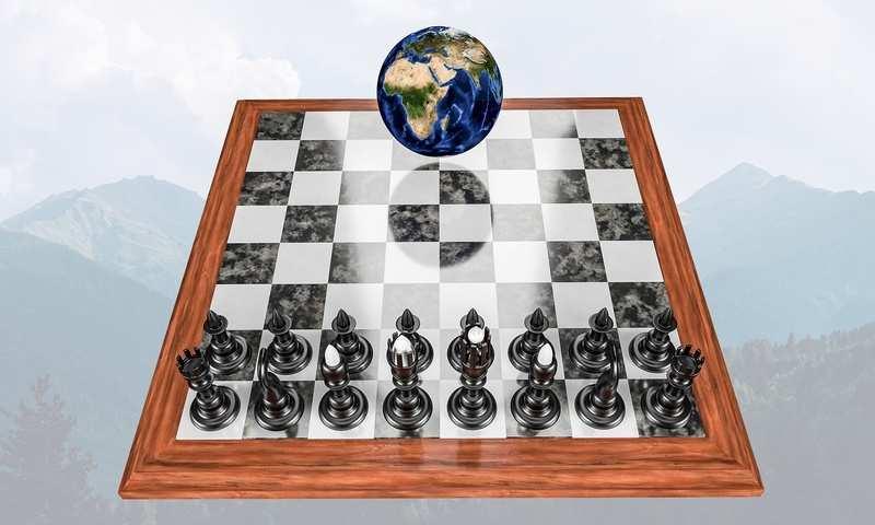Normal 1495806297 Chessboard Globe