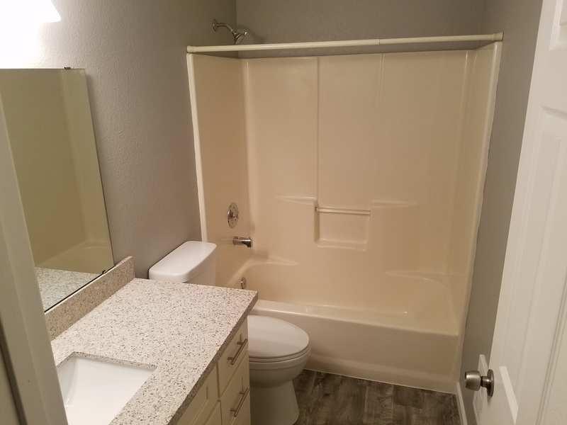 Installing Shower Grab Bars for Elderly Tenant