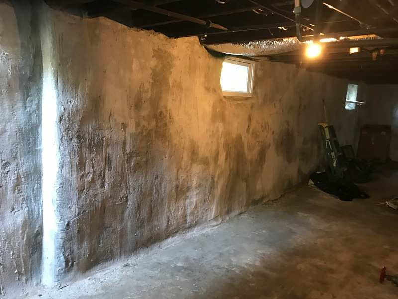 What product works best?? waterproofing basement walls