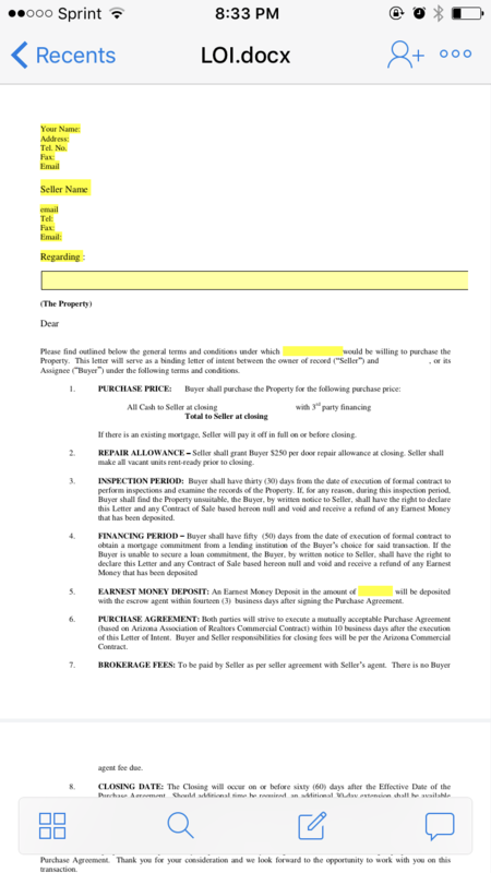 How To Write An Investor Proposal Letter With Pictures