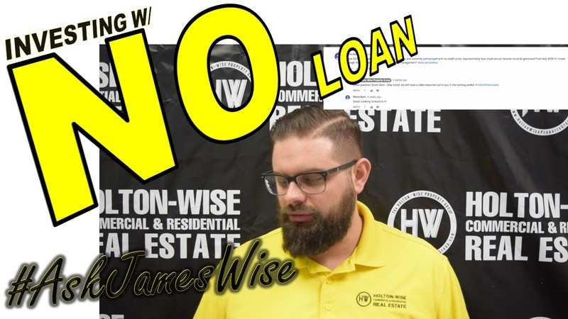 How to invest in real estate without a loan - Ask James Wise #AskJamesWise