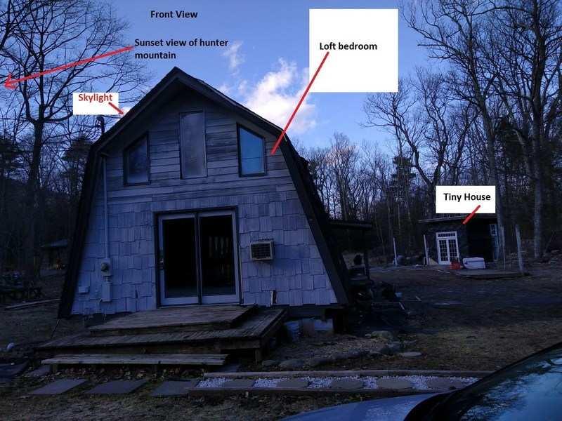 Airbnb Property Near Woodstock Ny