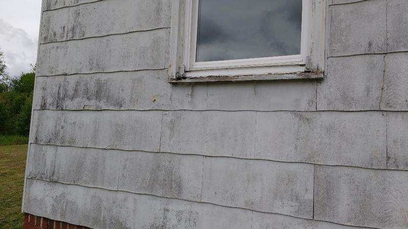 Asbestos On The Siding Worth To Buy