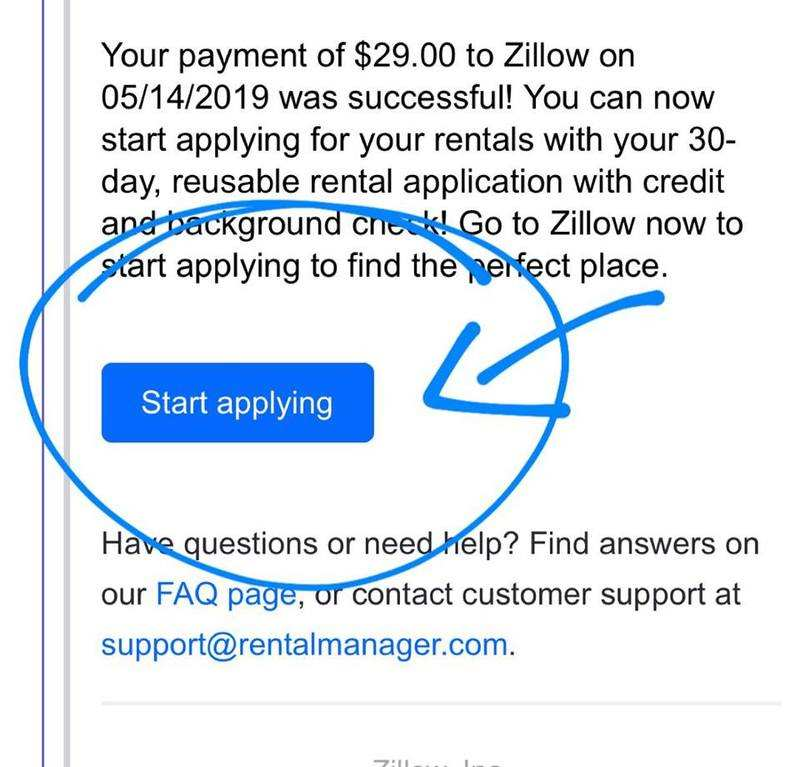Has Anyone Used Zillow Rental Applications Your Experience