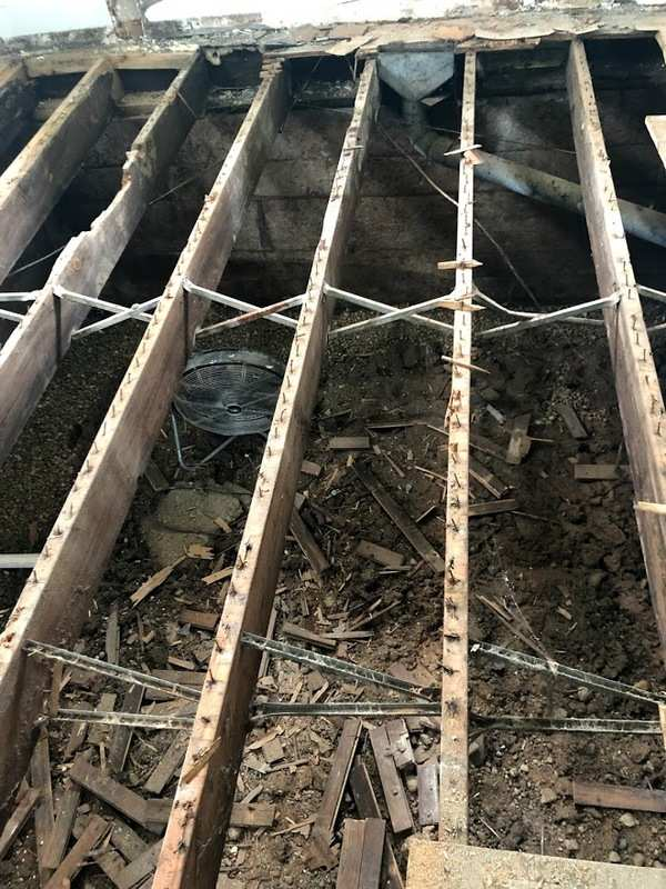 Rotten Floor Joists Can It Be Fixed