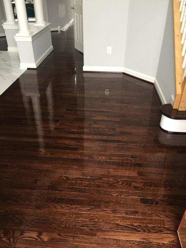 Refinishing Wooden Floor Light Vs Dark Stains