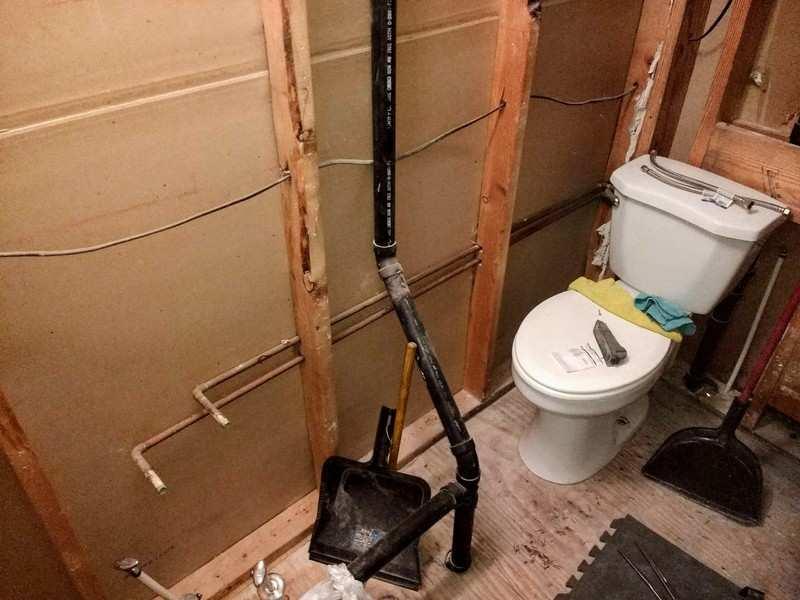 DIY Plumbing for a Bathroom Remodel?