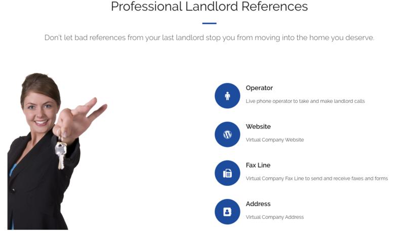Fake Landlord Reference