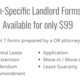 Image preview oregon landlord forms   now available