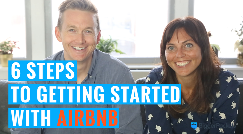Video Thumbnail: 6 Steps to Getting Started with Airbnb