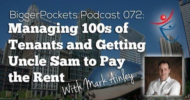 Mark Ainley Podcast