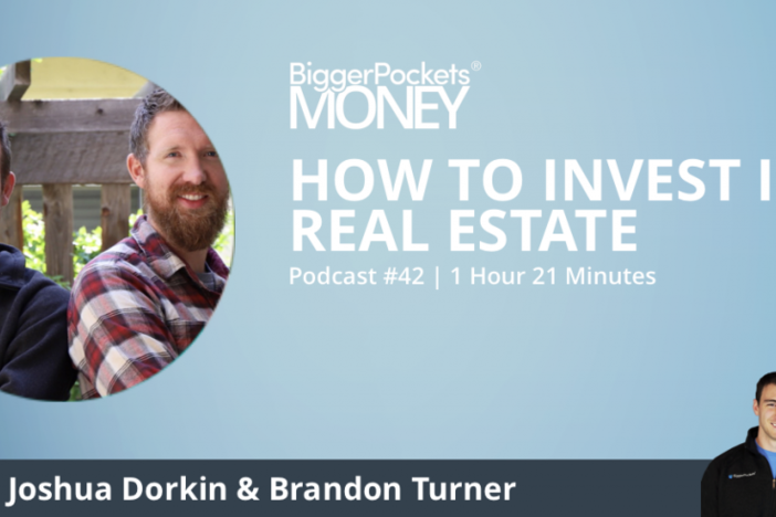 How To Invest In Real Estate With Joshua Dorkin Brandon Turner Honeydew podcast 13 josh potter. joshua dorkin brandon turner