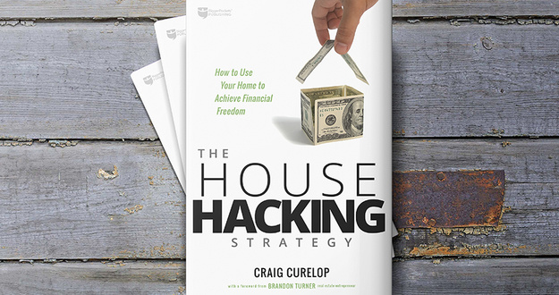 House Hacking book by Craig Curelop