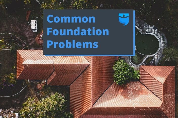 common foundation problems header image