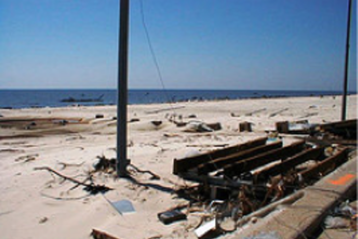 real estate joint venture Hurricane Katrina
