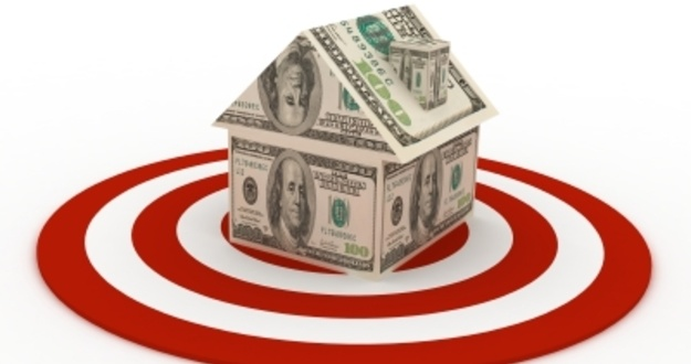 house target on a fix and flip
