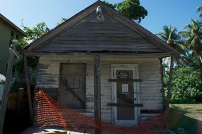 cheap abandoned house