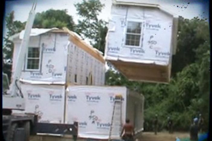 Flip Modular Home