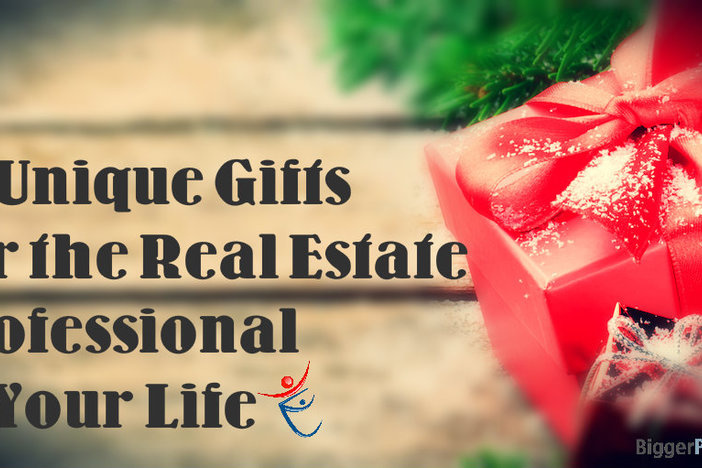 Unique Gift Ideas Real Estate