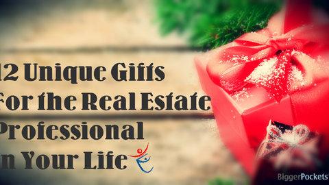 Unique Gift Ideas Real Estate
