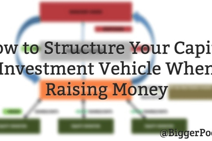 How to Structure Raising Private Money