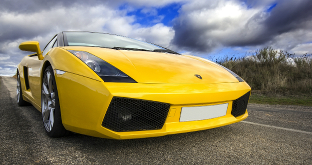 How Real Estate Empowered Me To Buy A Lamborghini Blog