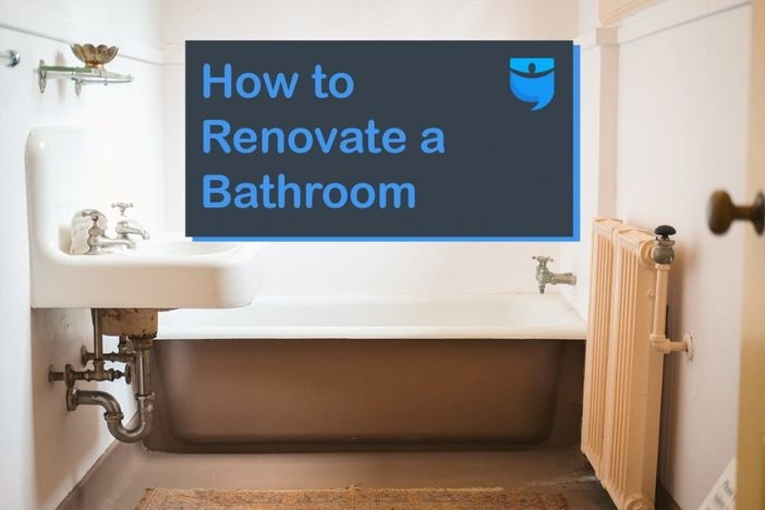 how to renovate a bathroom header