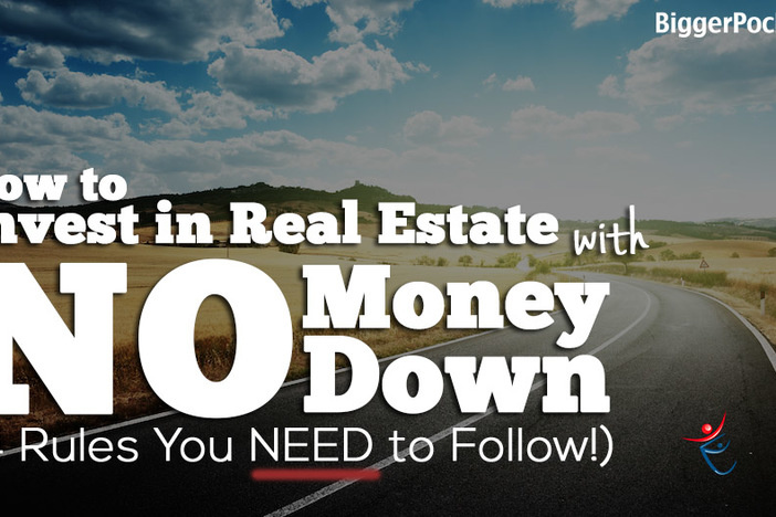 real estate no money down
