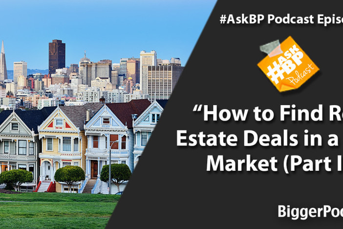 How to Find Real Estate Deals in a New Market (Part I)