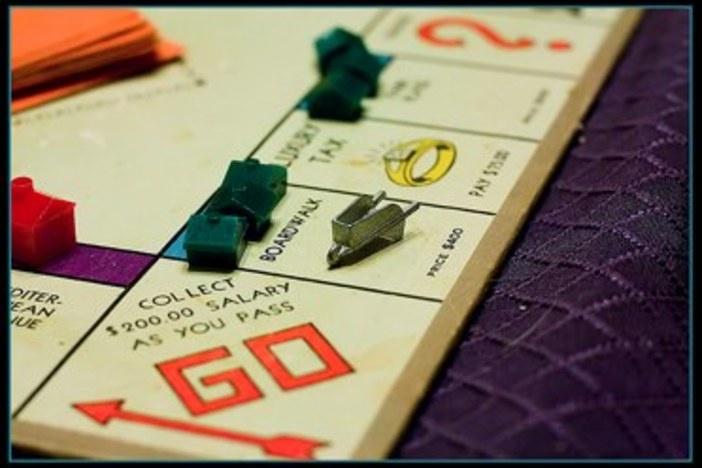 stocks vs equities - monopoly